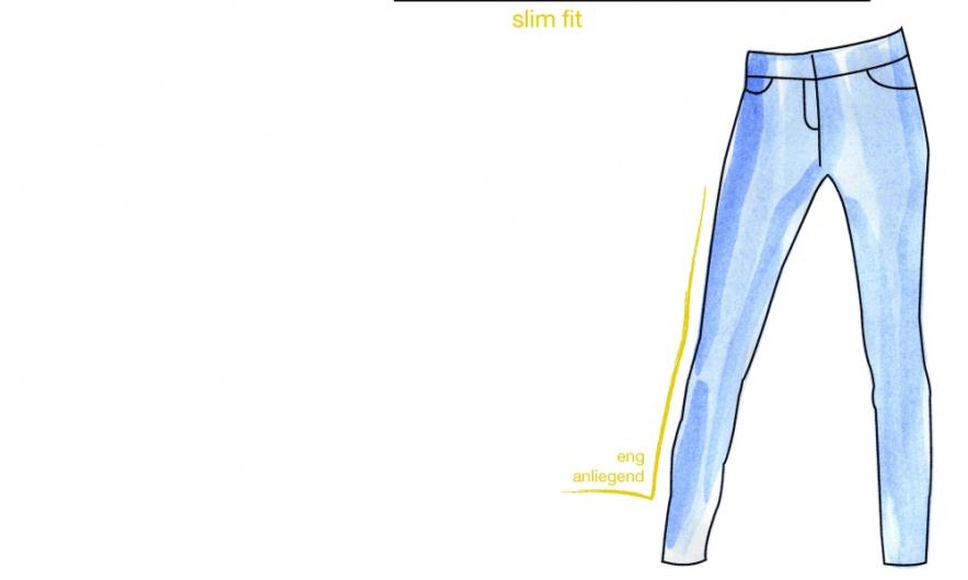 komplettes Angebot an Artikeln 100% Spitzenqualität bestbewerteter Beamter Slim oder Skinny? | Big Deal Jeans